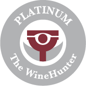WineHunter Award Platinum 2019